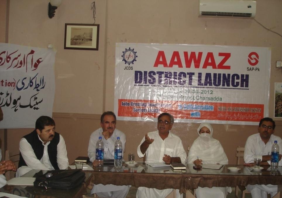 Gallery: aawaz-launching-charsada-kpk